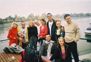 لقاء بودابست التنظيمي 2004