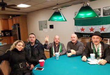 مدنيون سوريون ضد اجتماع سوتشي