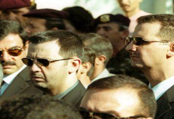 دائرة الدم.. رجال حول الأسد