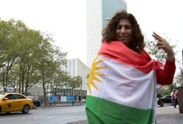 الجغرافية البشرية للأكراد في سوريا
