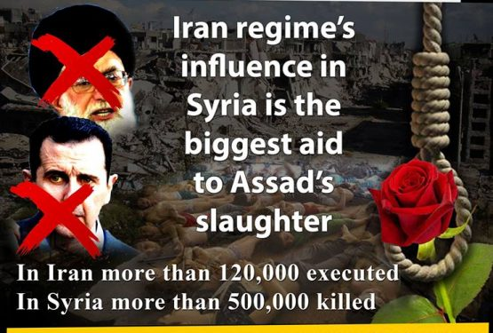 Free Syrian &Iran Rally