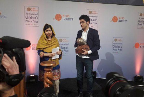 جائزة السلام الدولية للطفل 2017!