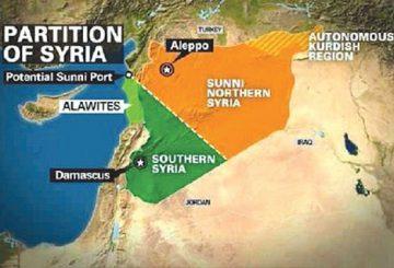 «حل الدولتين» قنبلة أميركية توحد السوريين… موالاة ومعارضة