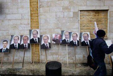 """""""الصراع السوري يمنح الشرعية لنظام بوتين"""""""