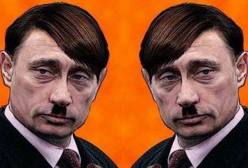 بين بوتين وهتلر