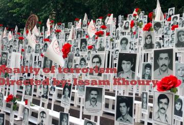 "Reality of Terrorism ""Iran"""