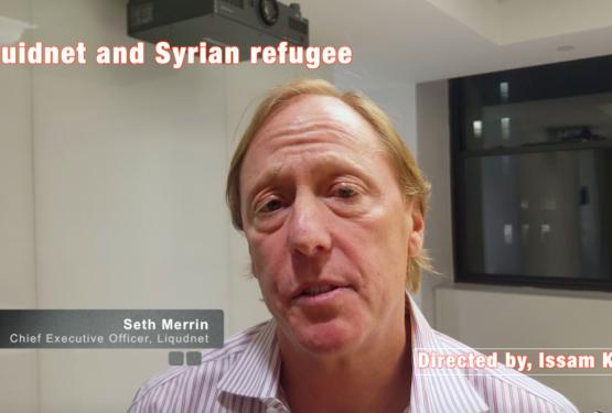 شركةليكويدنت واللاجئيين السوريين