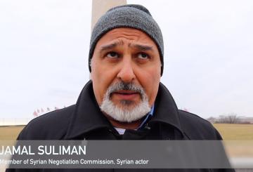 مقابلة مع نائب رئيس هيئة التفاوض السورية