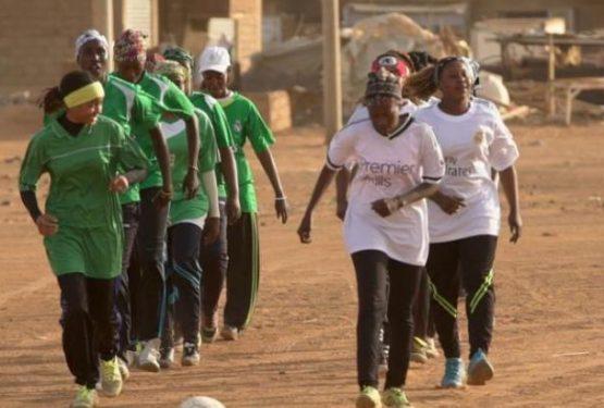 فيلم عن كرة قدم نسائية على درب الحرية في السودان