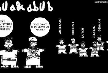 تطرف داعش يشعل حس السخرية لدى العديد من العرب