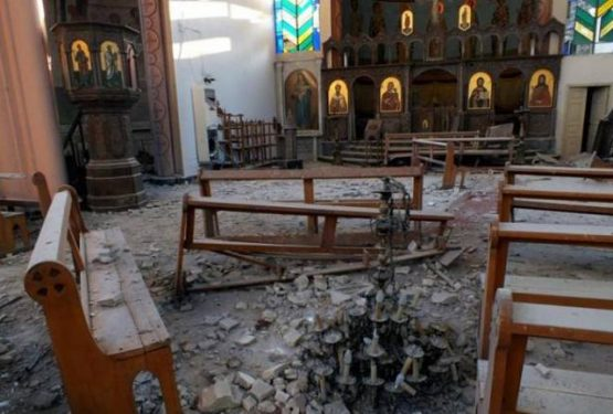 Christians in Syria: Current Situation and Future Outlook