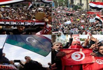 """كتاب"""" الربيع العربي والخريف الإسرائيلي"""" يدق ناقوس الخطر للدولة العبرية"""