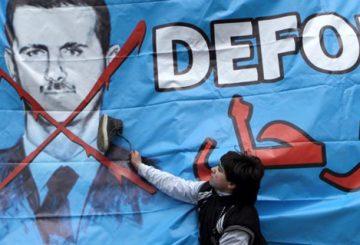 داعش والأسد واحد…لا سلام مع الأسد والقاعدة