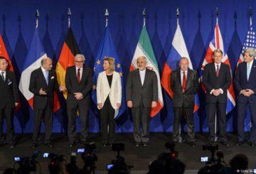 الاتفاق النووي مع طهران 2015