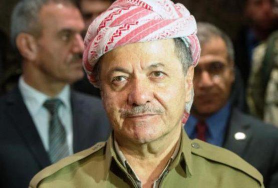 """الأكراد """"يهربون من"""" مسعود بارزاني"""