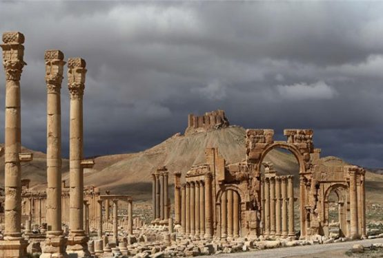 Gate of Palmyra