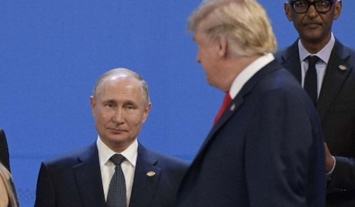 الظاهر الروسي والخفي الأميركي في سوريا!