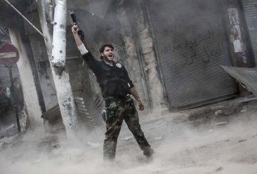 خريطة الفصائل المسلحة في حلب